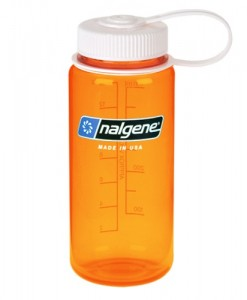 NalgeneNarrowWideTritanBPA-Free Orange