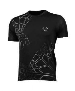 T-shirt LSong Performance Coba Noir