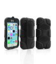Military Series Case iPhone 5-5s Noir