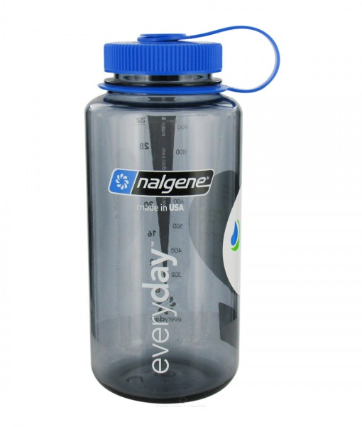 Nalgene - Everyday Tritan Widemouth Grey -1L