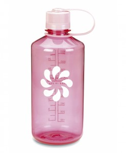 Nalgene Narrow Mouth Tritan BPA-Free Pink