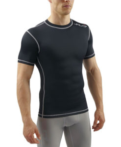 Sub Sports Dual Mens SS Compression Top