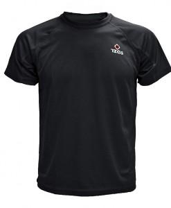 T-shirt Izas Creus-Black