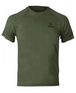T-shirt Izas Creus-kaki