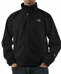 The North Face WindWall 1 Jacket Black D02