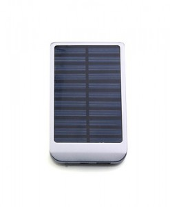 Chargeur solaire USB 2600 - 5600 mAh