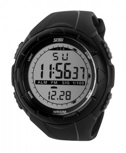 Montre SKMEI MWS Black