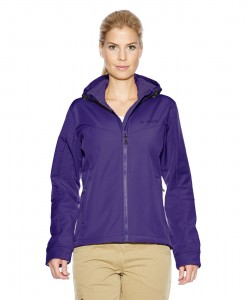 SoftShell SE Virus Jacket Lila 001