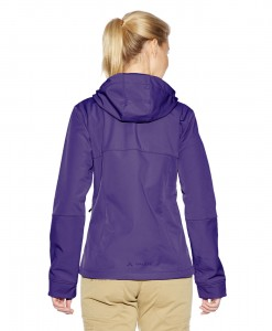 SoftShell SE Virus Jacket Lila 003