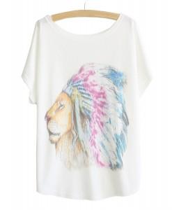T-shirt Femme TCHA MAK TS1223-01