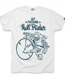 T-shirt HELL RIDER Coontak