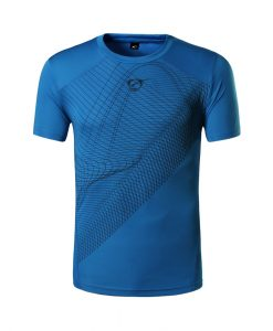 T-shirt LSong Performance Misantla Bleu
