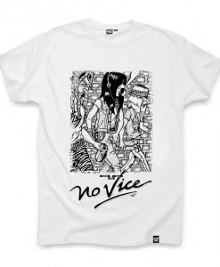 T-shirt NO VICE Coontak