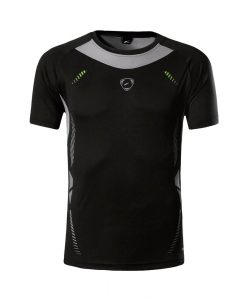 T-shirt Training LSong Andevalo Noir
