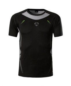 T-shirt Training LSong Andevalo Noir
