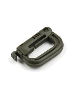 Viper Fastex Grimloc D-Ring OD Green