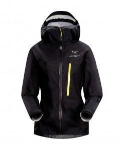Arcteryx Alpha FL Womens Jacket