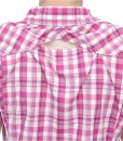 Boulder Kassie Shirt Fuschia Pink Plaid 1