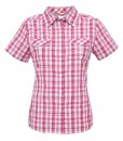Boulder Kassie Shirt Fuschia Pink Plaid 2