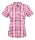 Boulder Kassie Shirt Fuschia Pink Plaid 2