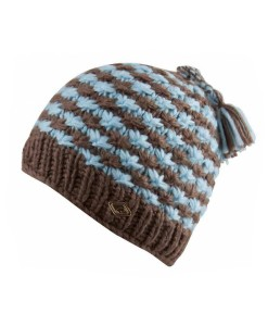 Chillouts Colleen Hat Brown Light Blue_1