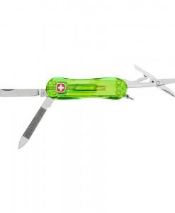 Couteau suisse Wenger Evolution 81 Vert_0