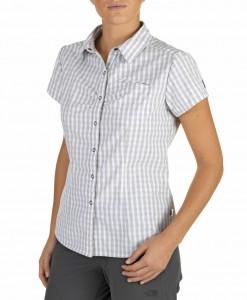 Kopi Luwak Shirt Metallic Silver 1