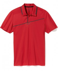 Oakley Good Times Polo Red line