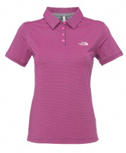 Polo Deva Linaria Pink The North Face 1