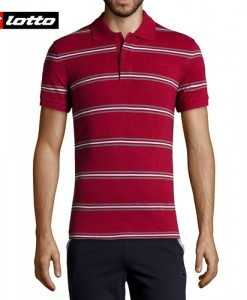 Polo-de-sport-Homme-Lotto-Damon-Bordeaux-0