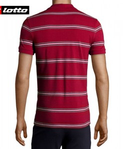 Polo-de-sport-Homme-Lotto-Damon-Bordeaux-1