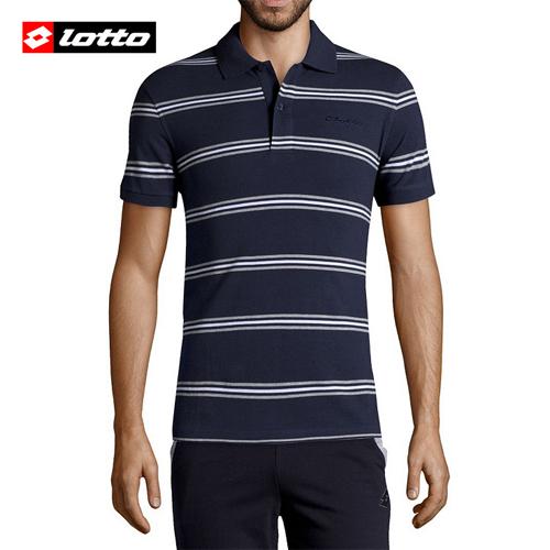 Polo-de-sport-Homme-Lotto-Damon-bleu-0