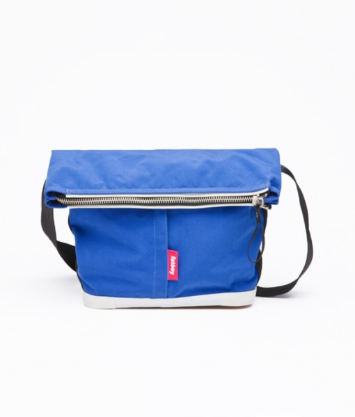 Sac Fatboy Soulbag White Soul Small Navy