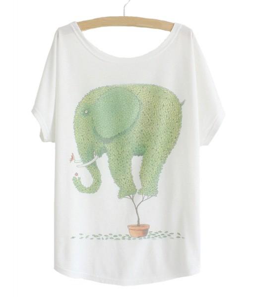 T-shirt Femme TCHA MAK TS1211-01