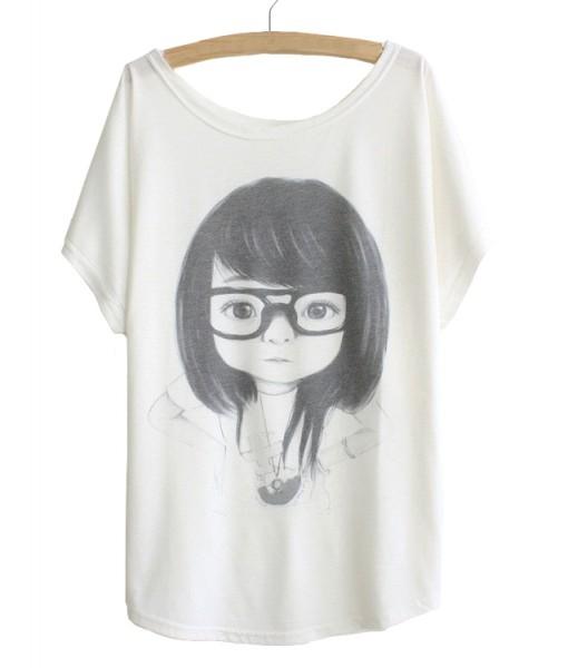 T-shirt Femme TCHA MAK TS1237-01