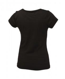 T-shirt Lana Noir Converse 2