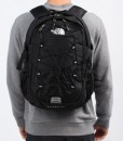 The North Face - Borealis Black - Sac à dos - Homme 01