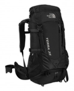 The North Face Terra 35 Pack Black 01