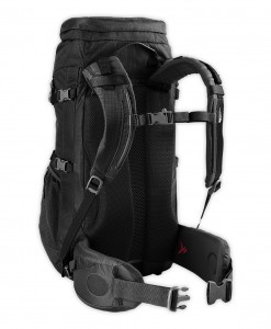 The North Face Terra 35 Pack Black 02