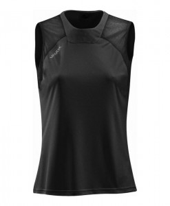 VAUDE Birdride Sleeveless Shirt Black