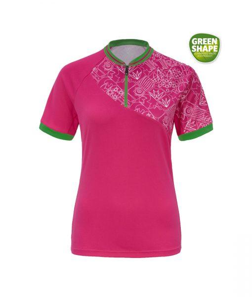 Vaude Women Ican Shirt Raspberry
