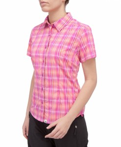 Boulder Penelope Woven Shirt Fuschia - The North Face 3
