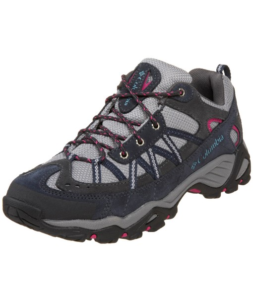 Columbia Ashlane Low Hiking Shoe 6