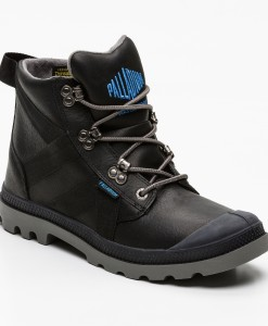 Palladium Pampa Thermal Mid Black Metal 2