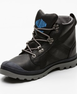 Palladium Pampa Thermal Mid Black Metal 3