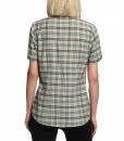 The North Face SS Etive Shirt Dune Beige Woman 2