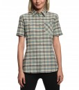 The North Face SS Etive Shirt Dune Beige Woman 3