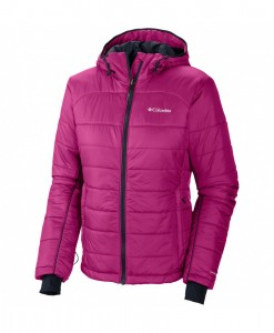 Columbia Shimmer Flash Jacket Femme 01
