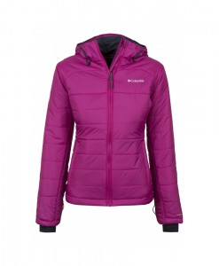 Columbia Shimmer Flash Jacket Femme 02