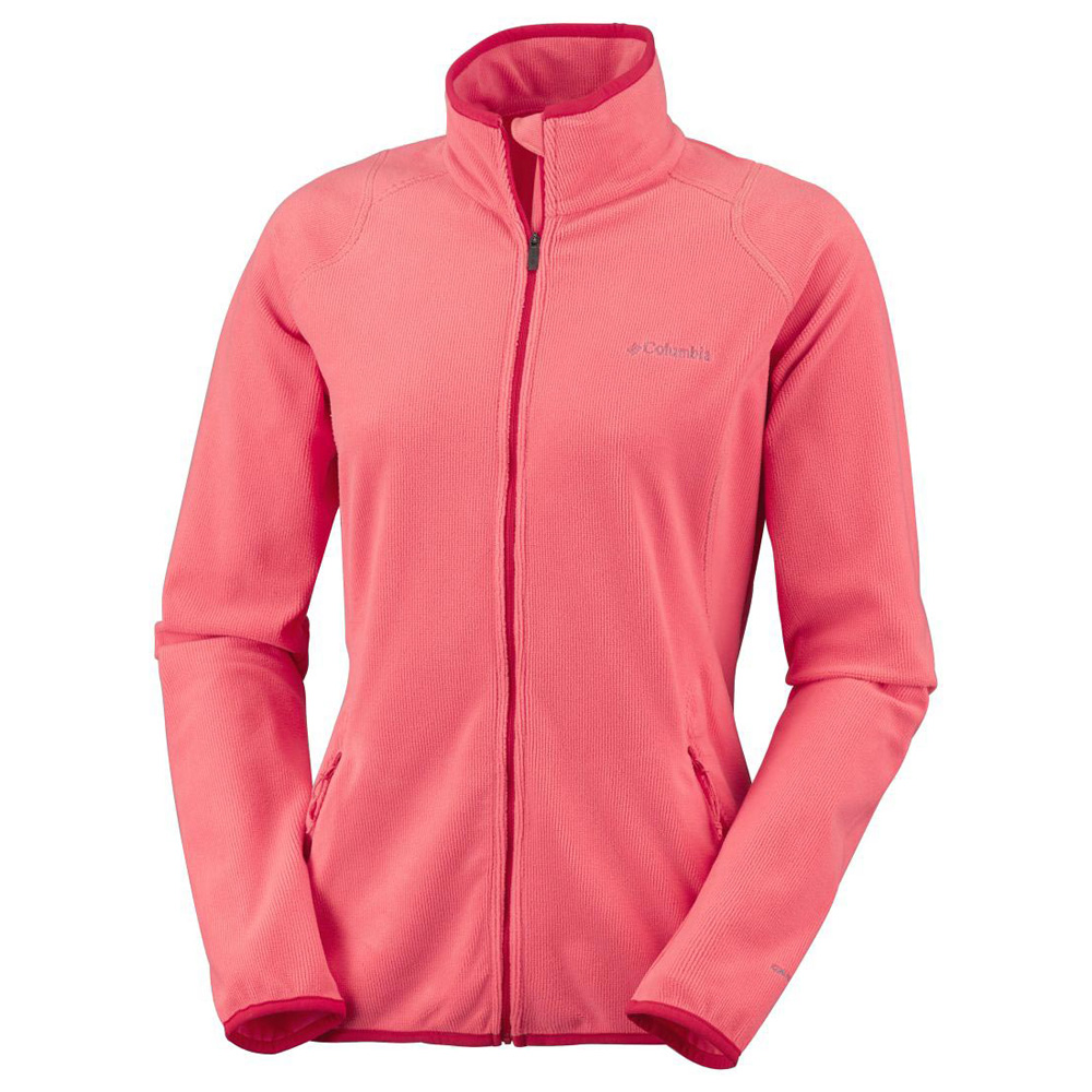 Zip Coral Hot Columbia Full Femme Rush Summit qWzB6H